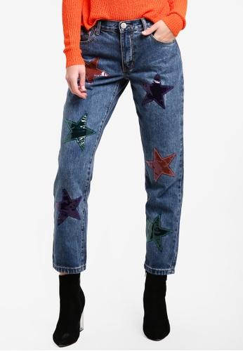 Glamorous blue Ladies Jeans GL059AA0RZ3ZMY_1