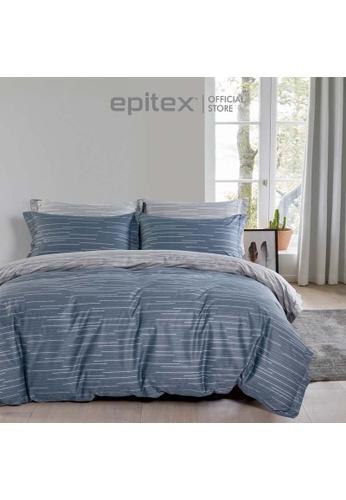 Epitex Epitex CP2036-4 900TC 100% Cotton Bed Sheet Set 64EE6HLDB98F74GS_1