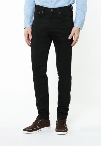 Levi's 510™ Skinny Fit - Original Black Rinse Stretch