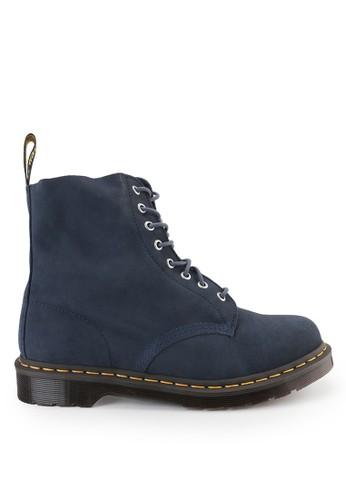 Dr. Martens blue 8 Eye Boot 2D9C6SHA4995C7GS_1