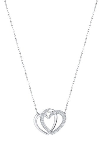 Swarovski silver Dear Necklace F458AAC7E26C81GS_1