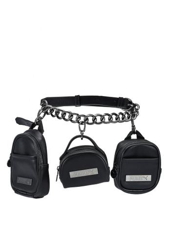 PUMA black Women's Chain Bag C0E79AC8CD6A54GS_1