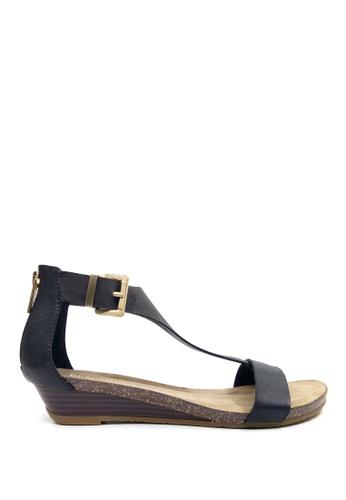 Kenneth Cole New York black GREAT GAL - Ankle Strap Sandals KE615SH30ADTMY_1