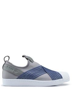 5f42efbeabe3e adidas grey adidas originals superstar slip on w 4E8A9SH5B3D5E0GS 1