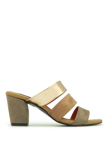 Carlo Rino beige Carlo Rino 333040-303-31 Dress Sandal (Beige) CA220SH0RVTVMY_1