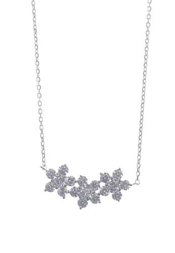 The LoveMark silver Arya Silver Necklace TH516AC70ALDPH_1