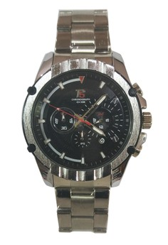 T5 Chronograph H3388G Chronograph Stainless Steel Watch