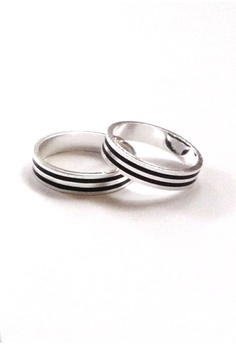 Silver Unlimited Couple Ring Si923ac71uyiph 1