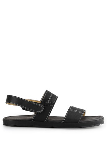 MARC & STUART Shoes black Sandal Herk 1 MA456SH0UU5SID_1