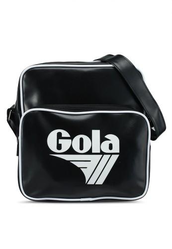 Gola black and white Gable Bag 71957ACDF18D41GS_1