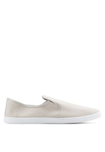 Cotton On grey Dojo Loafer Sneakers CO372SH55HEQMY_1