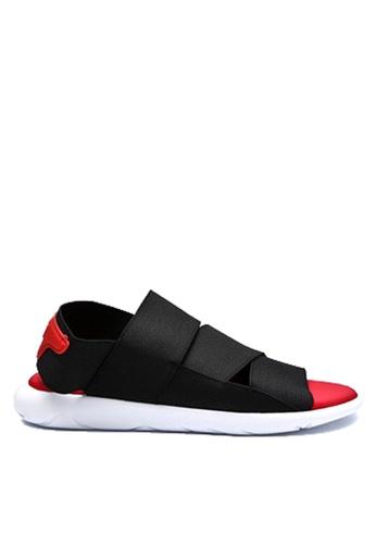 Twenty Eight Shoes red Elastic Band Unique Platform Sandals VMS676 CF7ABSH4446C47GS_1