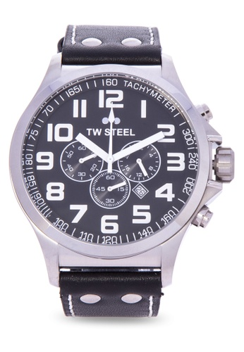 TW Steel black TW403 Pilot Analog Watch TW310AC0KMC8PH_1