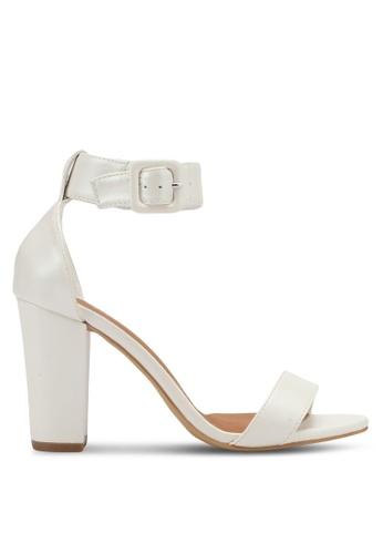 Rubi white San Sebastian Heels RU506SH0T09MMY_1