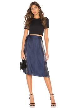 c51a905bba 55% OFF L Academie The Amora Midi Skirt(Revolve) HK  1