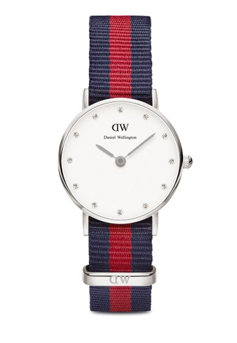 Classy Oxford-Watch Silver 26mm, 錶類, esprit台北門市其它錶帶