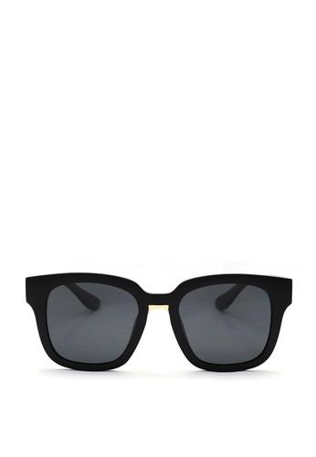 Kaca-kaca black Kaca Kaca Harper Sunglasses KA666AC0RISTMY_1