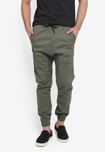 Factorie green The Axel Pants 11AD1AA97C80DFGS_1