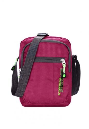 Stylebox pink BOBO SX28017 Crossbody Bag 0A9E1ACDA7479FGS_1