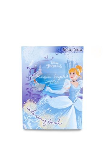 Jual Disney Disney Princess Coloring Book L Magic Begins Within Original Zalora Indonesia