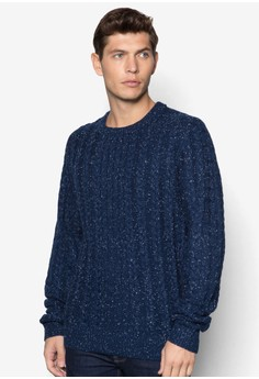 Nep Cable Sweater