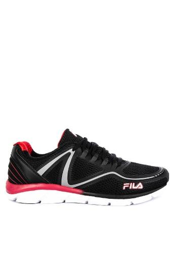 FILA black Memory  Skyryzer Running Shoes 602CESHB3EAB2EGS_1