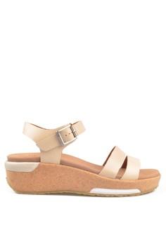 Beajove beige Zora Wedges Sandals F16EASHE4055C7GS 1 fb989c35b1