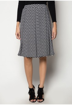 Heiress Midi Skirt