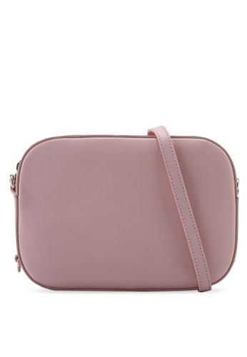 Pop & Suki pink Bigger Camera Bag A3111AC031A390GS_1