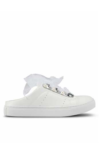 Bata white Pearly Sneakers F5E32SH3F738DAGS_1
