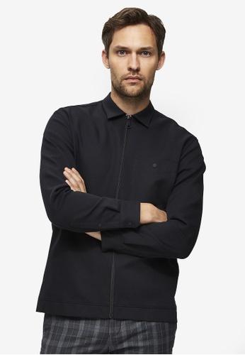 a poco prezzo di prim'ordine ottimi prezzi Buy Selected Homme LOOSEPETE Zip Through Shirt Online | ZALORA ...
