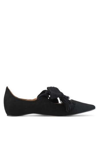 ZALORA black Bow Ballerinas 42892SHA67ADD7GS_1
