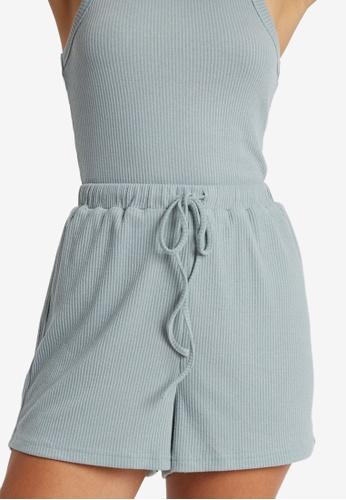 Sável blue Keeva Shorts 224D4AA5A6D23AGS_1