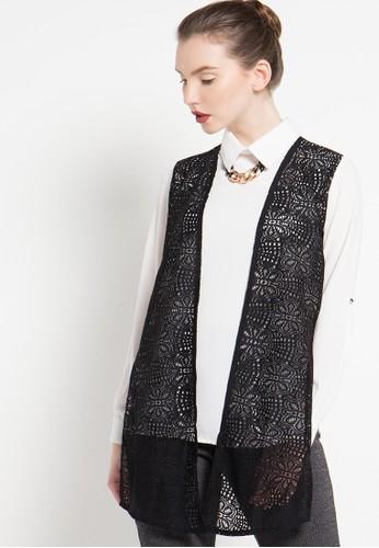 FAME white Long Sleeves Blouse FA157AA37GQOID_1
