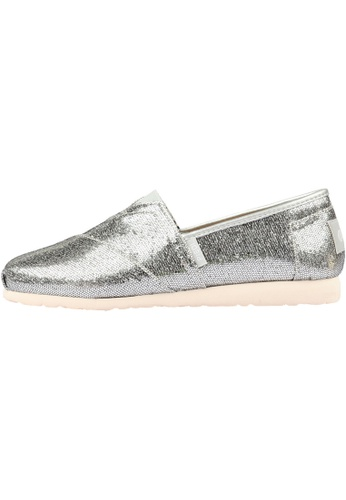 paperplanes Paperplanes-1199 Fashion Glitter Shiny Slip-Ons Sneakers Shoes US Women Size PA110SH31ZZGHK_1