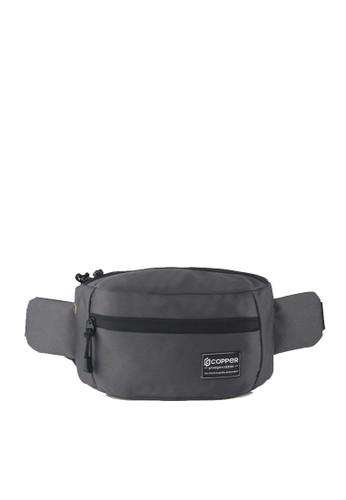 Sogno grey Waist Bag Montero MR 330 ACB9DACCCB3951GS_1
