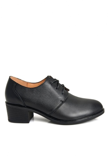 Twenty Eight Shoes 柔軟牛皮牛津鞋 2037 49883SH08E872FGS_1