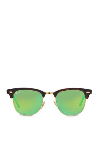 Clubmastesprit香港分店er Flash Lenses 太陽眼鏡, 飾品配件, 飾品配件