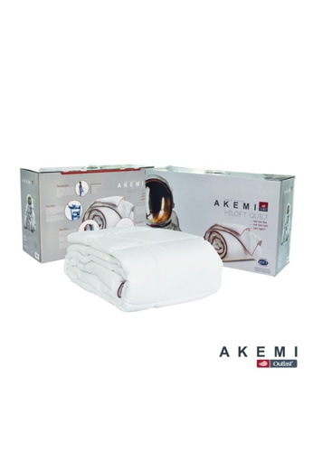 AKEMI white AKEMI Outlast HiLoft Quilt. D4973HL091C5C6GS_1