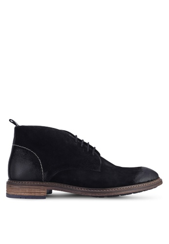 ALDO black Mireallan Lace Up Ankle Boots CDE1ESH45DAD5AGS_1