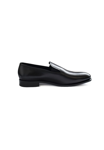 Jonathan Abel black Jonathan Abel Jackson Loafers in Black 34D9DSH90A4707GS_1