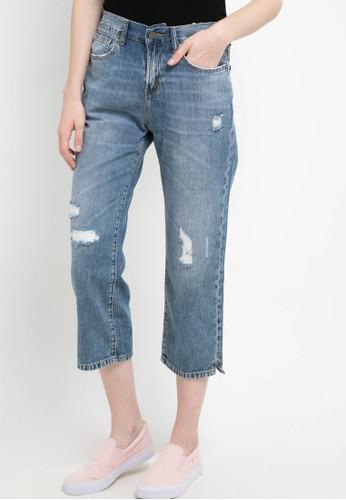 Lois Jeans blue Straight Denim Pant FT291E2 B9CCDAA42CAAC9GS_1