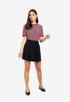 83e47101b 60% OFF ESPRIT Woven Mini Skirt HK$ 499.00 NOW HK$ 199.00 Sizes 32 34 36 38