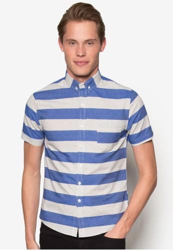 Tresprit暢貨中心avis 短袖襯衫, 服飾, 襯衫
