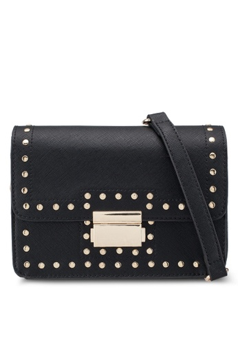 Only Black Studded Crossbody Bag 98f87acd5b4fd1gs 1
