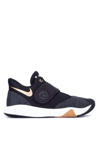 Nike black Kd Trey 5 Vi Shoes E51BDSHA59B1F7GS_1