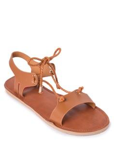 Pia Flat Sandals