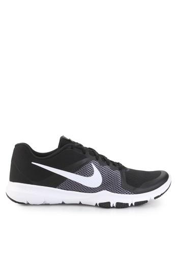 Nike black Nike Flex Control Shoes 75AE7SHC7AE032GS_1