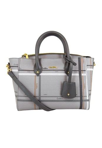 Carlo Rino grey Carlo Rino 0303881-016-28 Tote bag (Grey) 8F076ACE6AE17FGS_1