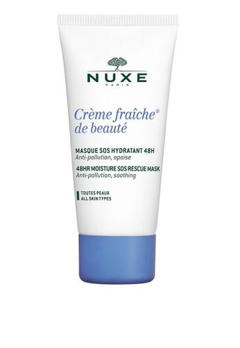Nuxe n/a Nuxe Crème Fraiche Mask 50Ml NU391BE0KSC3PH_1